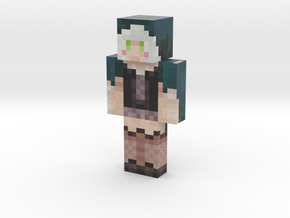 IcedToffee | Minecraft toy in Natural Full Color Sandstone