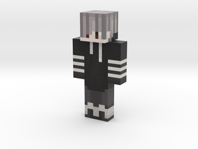 MartinEhr   Minecraft toy in Natural Full Color Sandstone