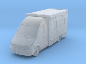 Ambulance Sprintr in Smoothest Fine Detail Plastic: 1:220 - Z