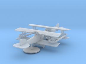 Albatros D.I in Smooth Fine Detail Plastic: 6mm