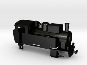 R302 in H0 in Matte Black Steel