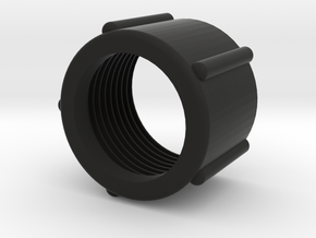 Harley Dynojet Compression Screw in Black Natural Versatile Plastic
