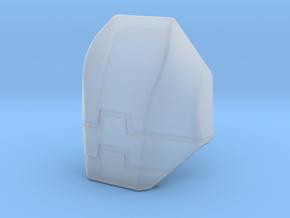 Alternative Shoulder armor in Smooth Fine Detail Plastic: d3