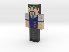 rook103_Steampunk_Fancy | Minecraft toy in Natural Full Color Sandstone