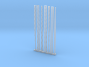 Melee weapon poles #1 in Smooth Fine Detail Plastic