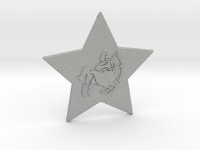 star-sagittarius in Aluminum