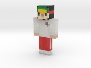 mochi2wasabi | Minecraft toy in Natural Full Color Sandstone