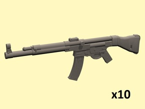 28mm StG-44 in Smoothest Fine Detail Plastic