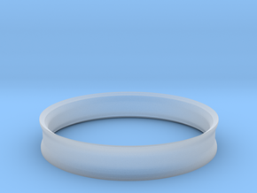 Ring in Smoothest Fine Detail Plastic