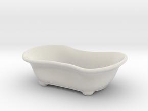 Bathtub Soap Holder in Matte Full Color Sandstone