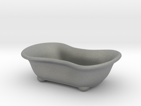 Bathtub Soap Holder in Gray PA12