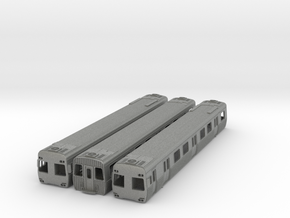 NCS2 - Alstom AC Upg Comeng 3 Car Set in Gray PA12
