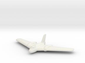 (1:200) Messerschmitt Me 329 in White Natural Versatile Plastic