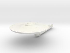 2500 Hanson class TOS in White Natural Versatile Plastic