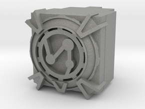 Vector Prime Power Core in Gray PA12