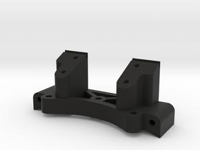 Traxxas Sledgehammer, Bullet, Hawk #1630 Front Bul in Black Natural Versatile Plastic