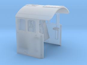 A0 - A1-A3 Cab & Backhead Controls RHD in Smooth Fine Detail Plastic