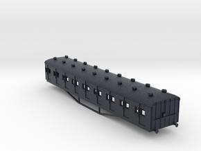 NTT3 - VR Tait T - Ellip Roof Blnk Win (415T/62G) in Black PA12