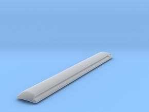 N Scale PRR PBM70 HALF CLER_HALF DUCT RF in Smooth Fine Detail Plastic