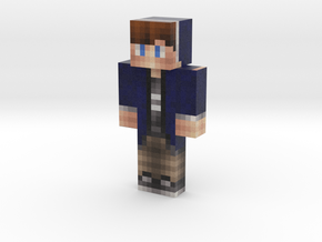 RiciYT   Minecraft toy in Natural Full Color Sandstone