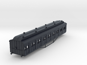 TT2 VR Tait T - Cler Roof Blnk Win (337T/1G) in Black PA12