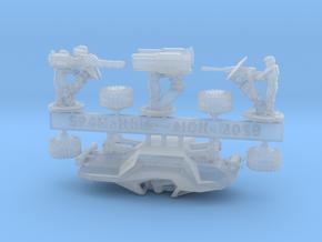 Scifi Marine Attack Buggy Sprue in Smooth Fine Detail Plastic: 6mm