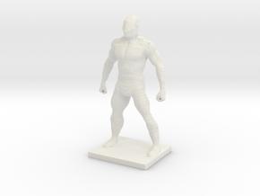 Printle V Homme 1744 - 1/24 in White Natural Versatile Plastic