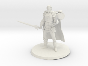 Euron Greyjoy in White Natural Versatile Plastic