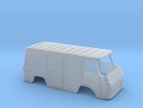 Rocar TV 12 Transporter Body-Scale 1:87 in Smooth Fine Detail Plastic