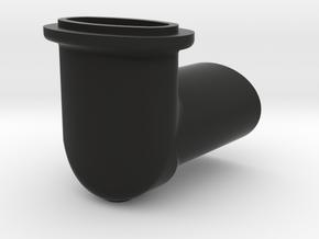 THM 07.3010 Air intake Tamiya Mercedes Actros in Black Natural Versatile Plastic