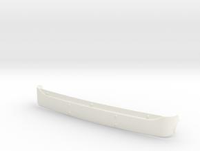 THM 07.1074 Sun visor Tamiya Mercedes Eurocab in White Processed Versatile Plastic
