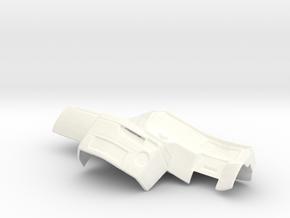 THM 07.3073 I-panel Actros RHD in White Processed Versatile Plastic