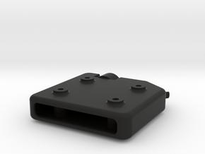 THM 00.3020 AdBlue tank small Tamiya Actros in Black Natural Versatile Plastic