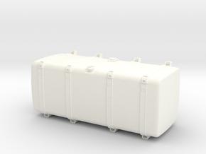 THM 00.4104-135 Fuel tank Tamiya Scania in White Processed Versatile Plastic