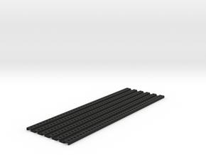 THM 01.1015 Platform large without clips in Black Natural Versatile Plastic