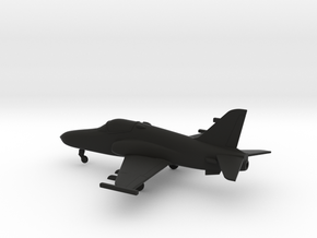 BAE Hawk 200 in Black Natural Versatile Plastic: 1:160 - N