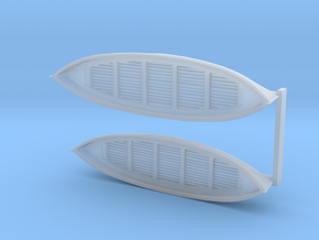Special project Lifeboats in Smooth Fine Detail Plastic