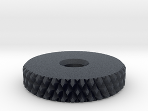 FRONT RAIL KNOB in Black Professional Plastic