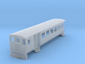 o-148fs-bermuda-railway-motor-coach in Smooth Fine Detail Plastic