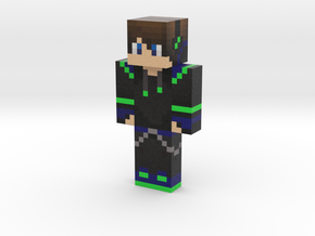 awesomeman1365 | Minecraft toy in Natural Full Color Sandstone