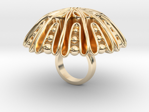 Strongolo - Bjou Designs in 14k Gold Plated Brass