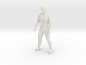 Printle C Homme 1721 - 1/35 - wob in White Natural Versatile Plastic