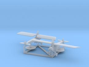 Morane-Saulnier Type L in Smooth Fine Detail Plastic: 1:285 - 6mm
