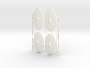 DIMITRIS 10  in White Processed Versatile Plastic