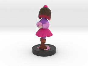 Glitchtale betty v2 in Natural Full Color Sandstone