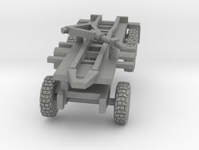 M1076 PLS Trailer in Gray PA12: 1:100