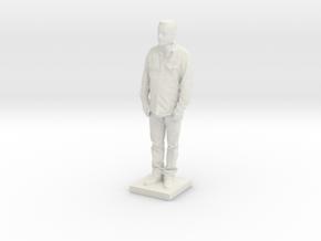 Printle C Homme 1705 - 1/24 in White Natural Versatile Plastic