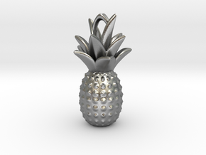 Tropical kiss in Natural Silver