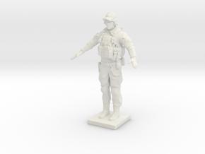 Printle V Homme 1697 - 1/24 in White Natural Versatile Plastic