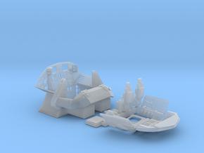 flight deck in Smooth Fine Detail Plastic
